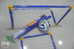 Gol golovi go sa loptom mrežom pumpom 1