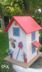Kucica za ptice