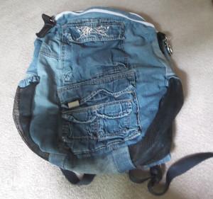 Teksas ruksak za pelene rucni rad