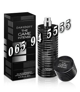 DAVIDOFF The Game Intense 100ml 100 ml