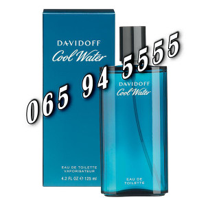 DAVIDOFF Cool Water 125ml 125 ml