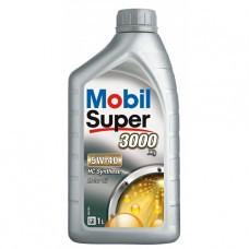 MOBIL SUPER 3000X1 OIL 5W40 1L