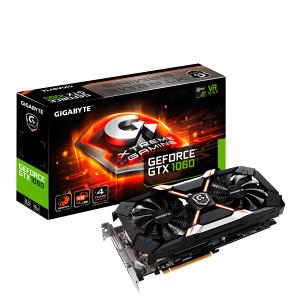 Gigabyte GTX1060 / GTX 1060 Xtreme Gaming 6GB