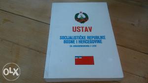 Ustav Socijalističke Republike Bosne i Hercegovine 1989