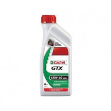 CASTROL GTX HIGH MILAGE OIL 15W40 1 L