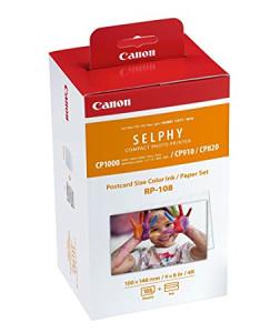 Fotopapir Canon Selphy RP-108 za CP1000 CP910 CP820