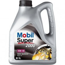 MOBIL SUPER 2000X1 OIL 10W40 5L
