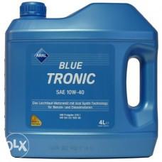 ARAL BLUE TRONIC OIL 10W40 4L