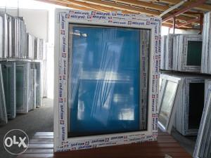 Prozor pvc 100x120 5 komora 72mm stolarija pvc