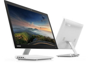 """Lenovo All-in-One 910-27ISH, Silver, 27"""" UHD TOUCH"""