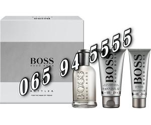HUGO BOSS Bottled SET 100ml + 50mlSG + 75mlASB