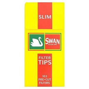 Swan Pre Cut Slim Filteri