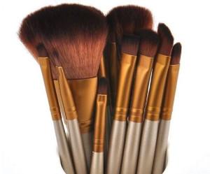 Cesticke za make up brusevi za sminku 20x SMEDJE