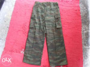 Vojne hlace VRS u tigar sari 22
