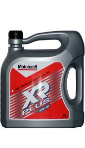 FORD MOTORCRAFT XR PLUS OIL 10W40 5L