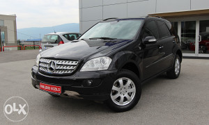 *MERCEDES-BENZ ML 280 3.0 CDI A/T, ID: 125