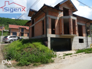 SIGENX prodaje: 3 NOVE KUĆE / BLAGOVAC