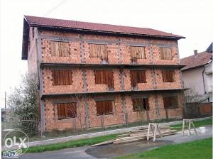 Prodajem STAMBENO POSLOVNU KUĆU, Ilidža centar Osijeka