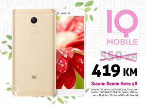 Xiaomi Redmi Note 4X | 3gb   32gb | 13 Mpx | Dual Sim