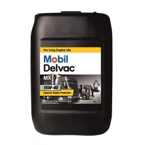 Motorno ulje Mobil Delvac MX 15W-40