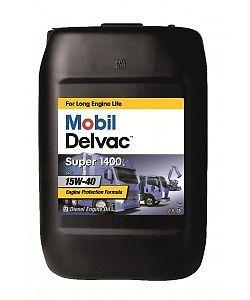 Motorno ulje Mobil Delvac Super 1400E 15W-40