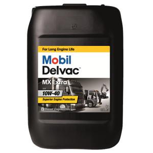Motorno ulje Mobil Delvac MX Extra 10W-40