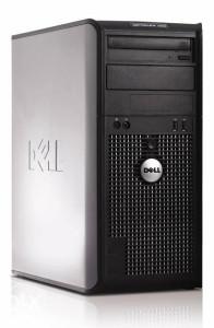 DELL 580 AMD DUAL CORE 3.2GHz 2GB RAM DDR3 250GB