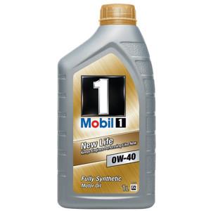 Motorno ulje Mobil 1 New life 0W-40