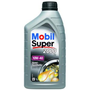 Motorno ulje Mobil Super 2000 10W-40