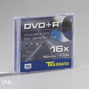 MED DVD TRX DVD R BOX1 (5309)