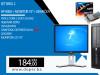 RAČUNAR + MONITOR + GRAFIČKA; 1GB DDR3