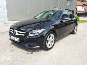 MERCEDES-BENZ C 200 CDI 136ks BlueTEC 2014god
