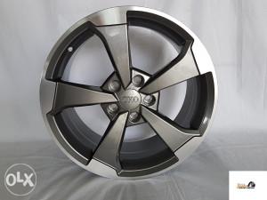 """Aluminijske felge Audi Rotor CV2 17"""" ***NOVO***"""