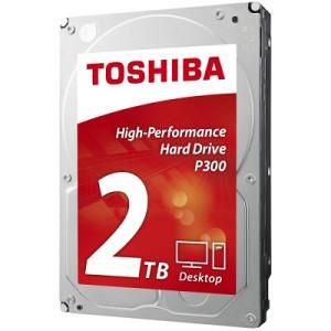 "Toshiba P300 HDD desktop 3.5"" 2TB 7200RPM 64MB 2 god."