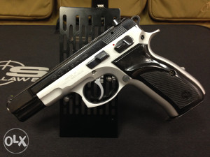Pištolj ČEŠKA ZBROJOVKA M-75B, kal. 9x19 mm
