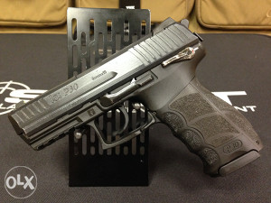 Pištolj HECKLER&KOCH P30S, kal. 9x19 mm