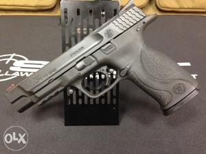 "Pištolj S&W M&P9 ""PRO SERIES"", 5"", kal. 9x19 mm"