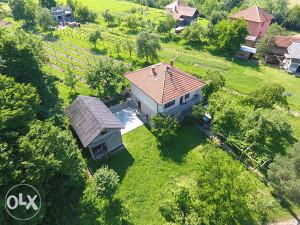 Prodaje se kuća sa zemljištem u Visokom(Radovlje)
