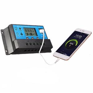Solarni regulator - kontroler punjenja 30A 12v/24v