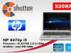 Laptop HP 8470p i5 3GEN 512gb ssd