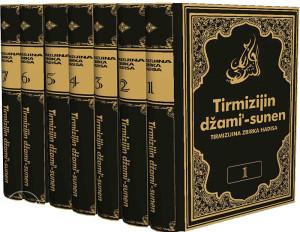 Tirmizijin Džami - Sunen - TIRMIZIJINA ZBIRKA HADISA