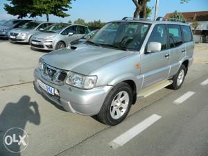 Nissan Terrano 3,0 D