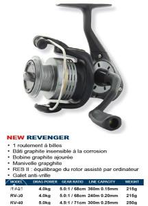 Okuma Revenger RV-40