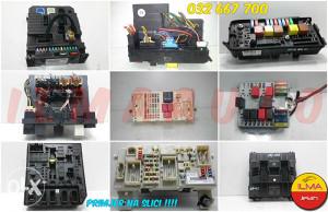 BSI ELEKTRONIKA 9650585680 CITROEN C2 1.6 HDI 03-07