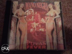 Mano Negra - Putas fever cd