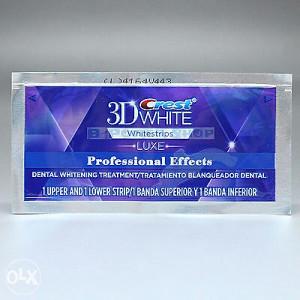 CREST trakice za izbjeljivanje zuba-Crest 3D White Luxe