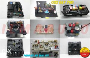 BSI ELEKTRONIKA 2M5T14A073BE FOCUS 1.8 TDCI '02 81356