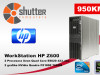 WorkStation HP Z600 2 X Quad Xeon