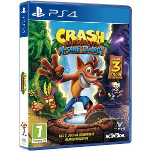 Crash Bandicoot N. Sane Trilogy (PlayStation 4 - PS4)