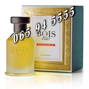 Bois 1920  Vetiver Ambrato EDT 100ml TESTER 100 ml